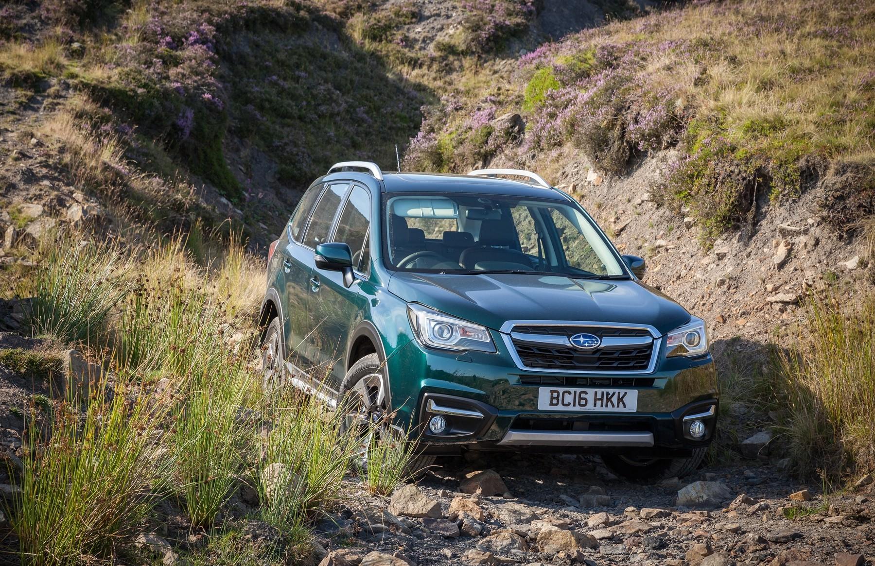2016 Subaru Forester Commercial Making Memories