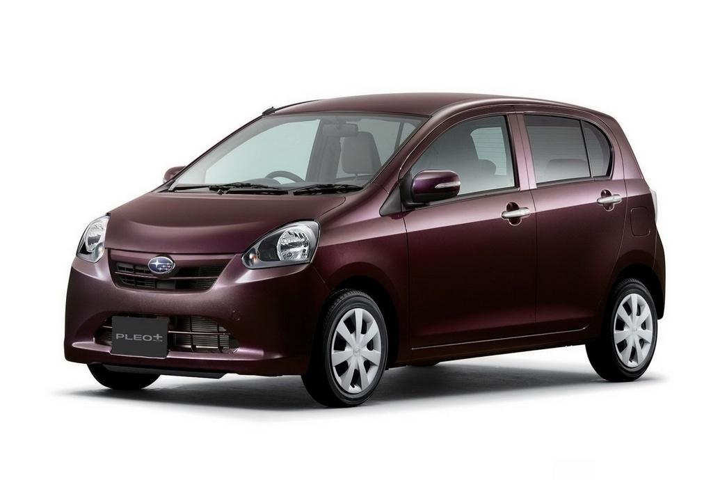 Subaru Outback Hybrid >> Subaru Unveils Pleo + Kei Car in Japan - autoevolution
