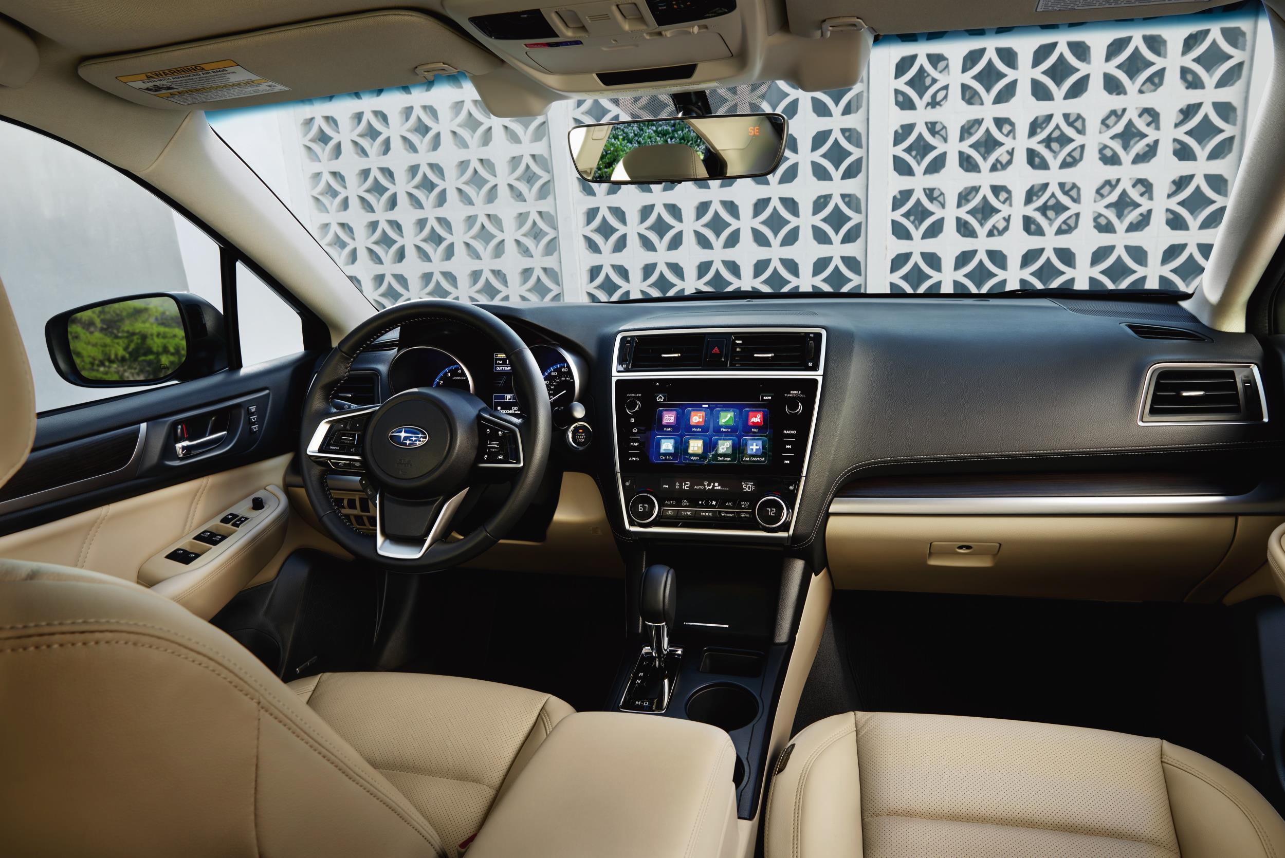 Subaru Reveals 2015 Legacy B4 Blitzen Concept In Japan