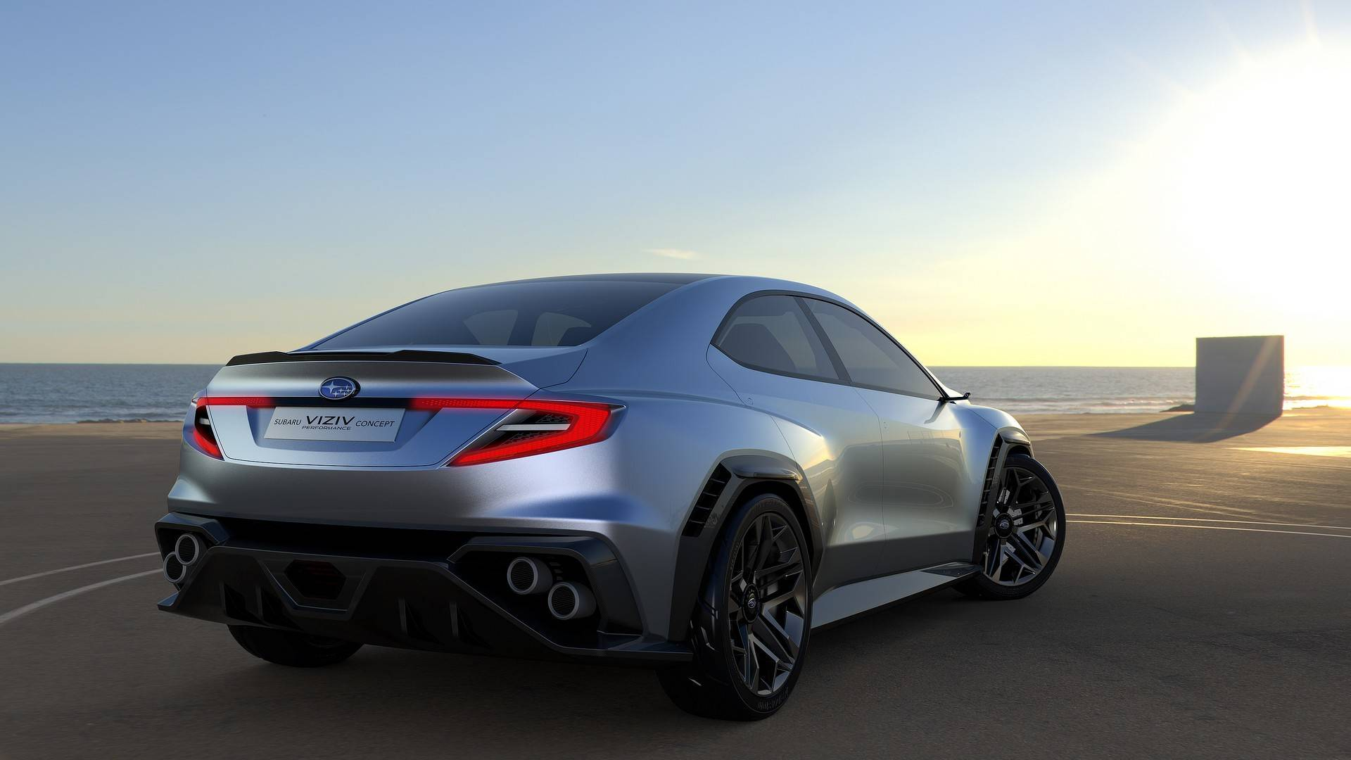 Mm Auto Sales >> Subaru Viziv Performance Concept Is Slightly Larger Than ...