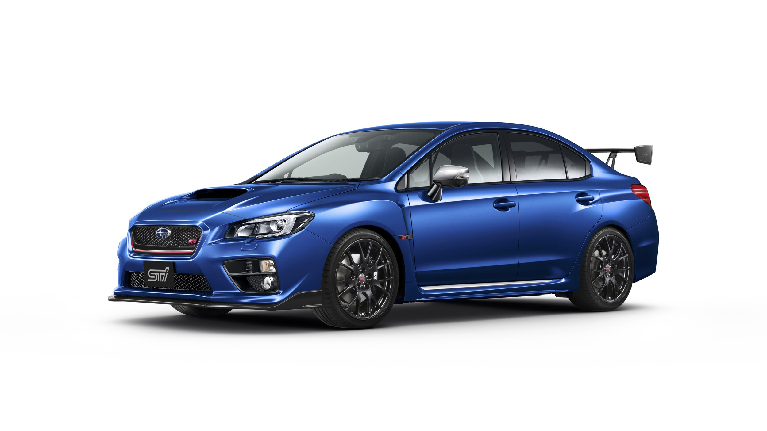 2017 Subaru Wrx S4 Ts Special Edition Launched In Japan