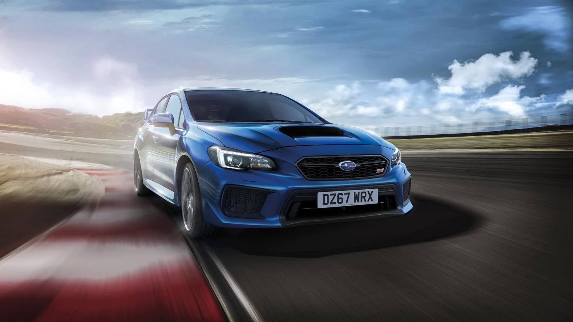 2018 Subaru Wrx Sti Final Edition Uk Model