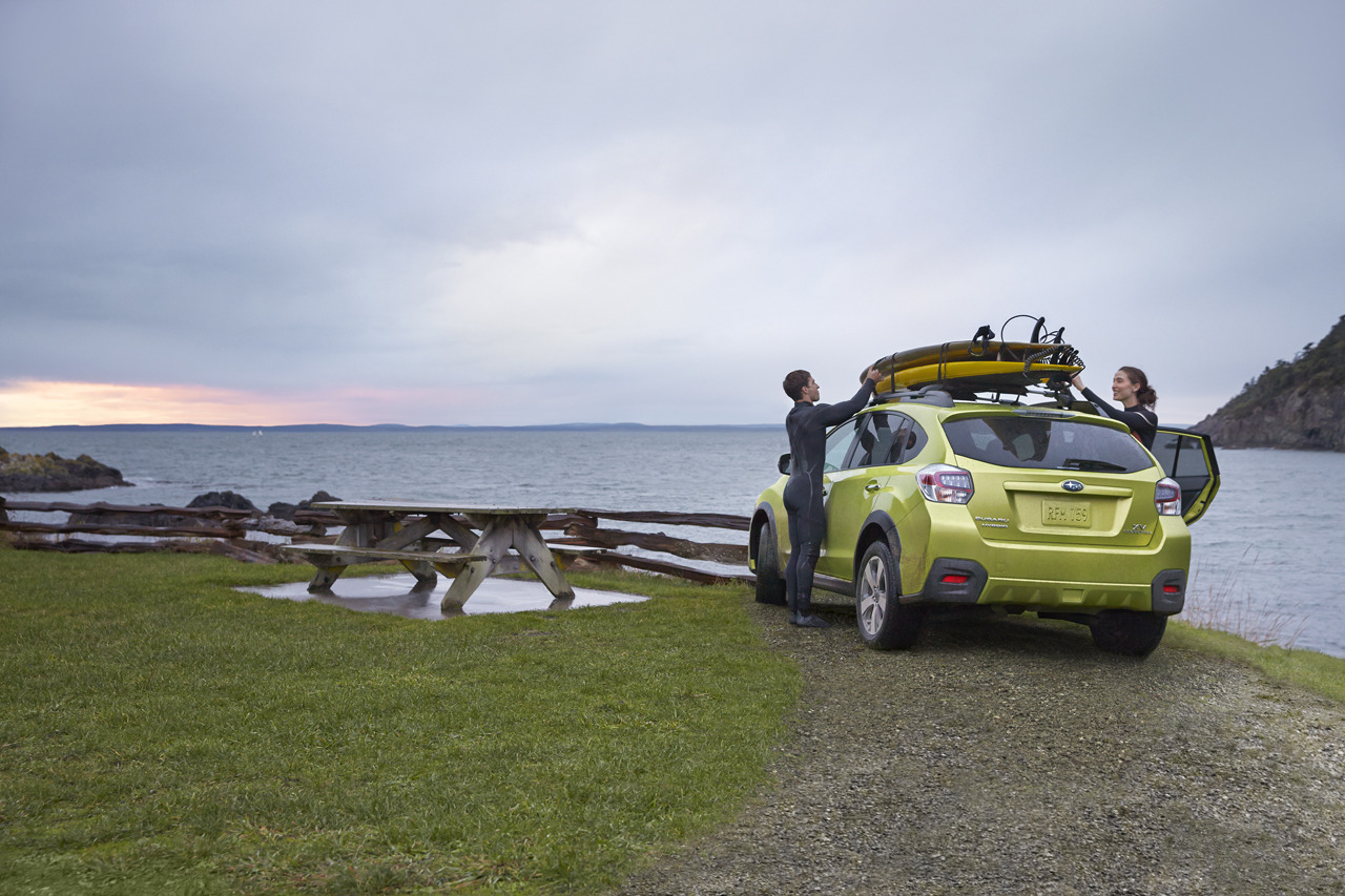 ... XV Crosstrek Gets Updated for the 2015 Model Year [Photo Gallery