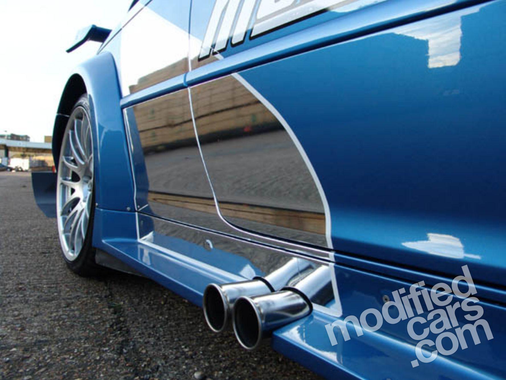 Sumo Power BMW E M GTR Was Built For EA Games Autoevolution - 2005 bmw m3 gtr for sale