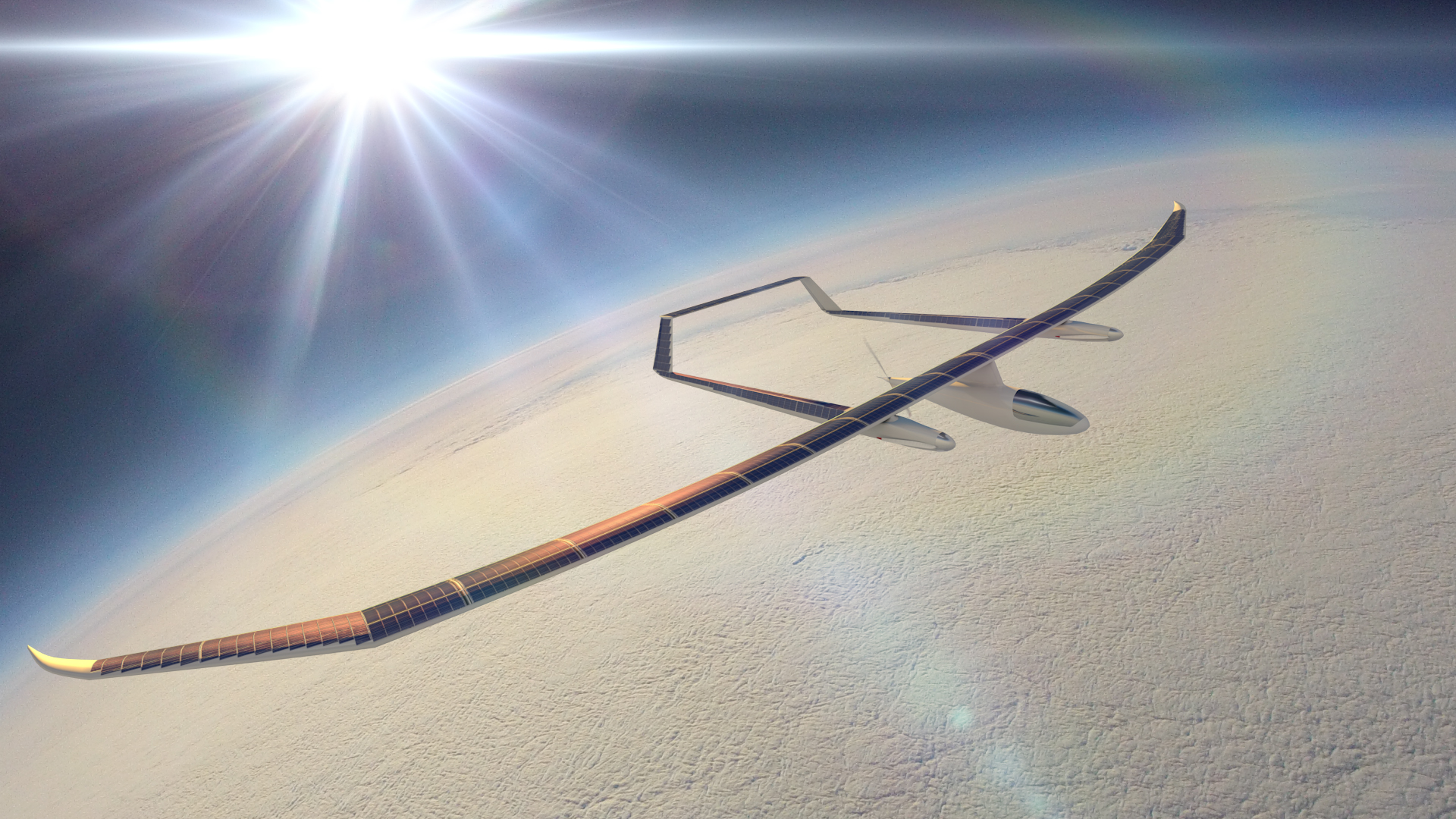 Sunstar Solar Powered Planes To Replace Expensive