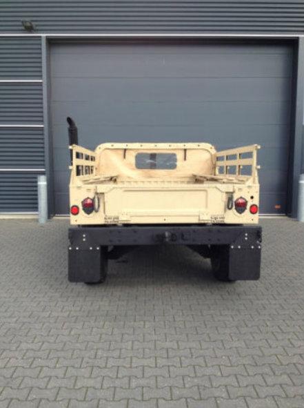 pickup humvee truck netherlands clean super autoevolution