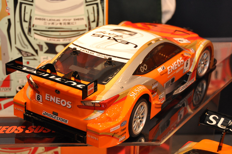 Super Gt Lexus Eneos Rc F Model Is The Coolest Toy You Can Buy Autoevolution