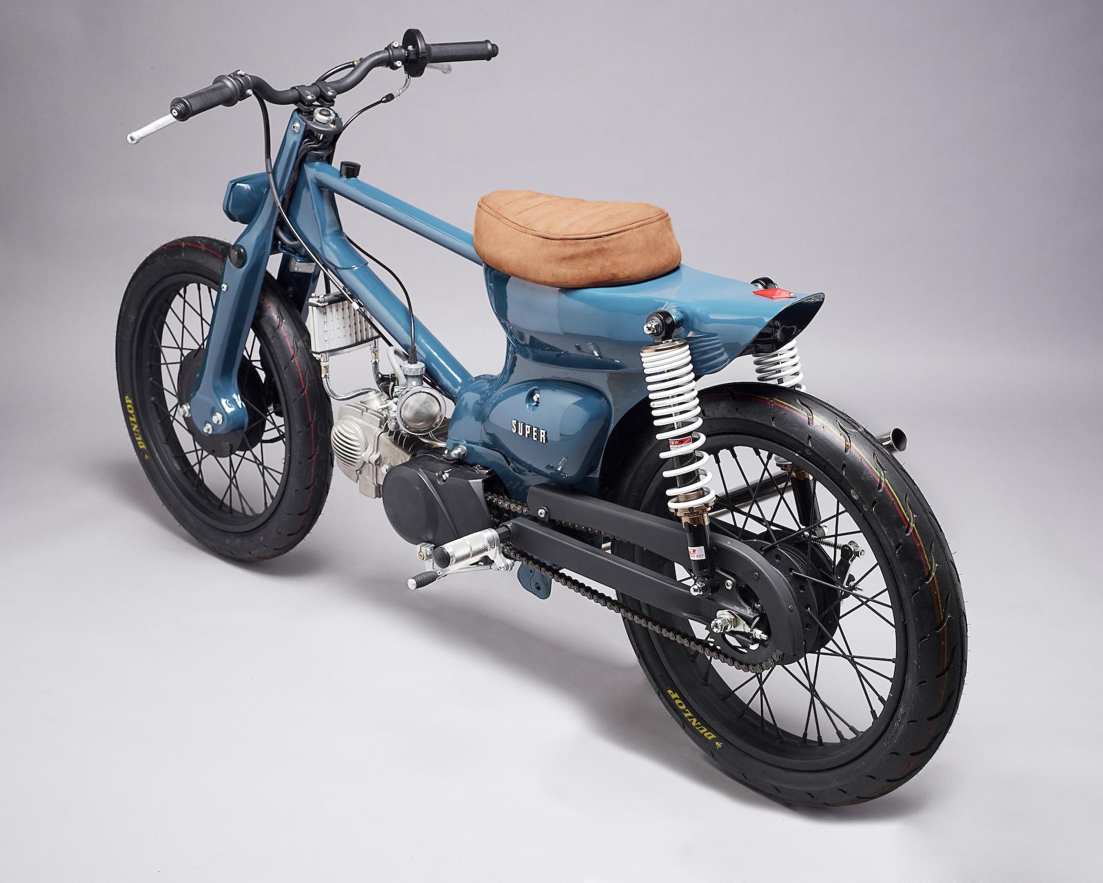 Super Motor Salt Shaker Custom Bike Autoevolution