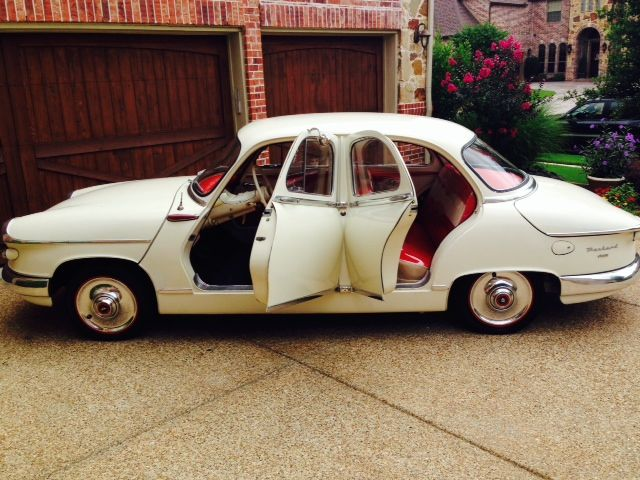 Superb Panhard Pl17 Tigre Is For Sale In Texas Autoevolution