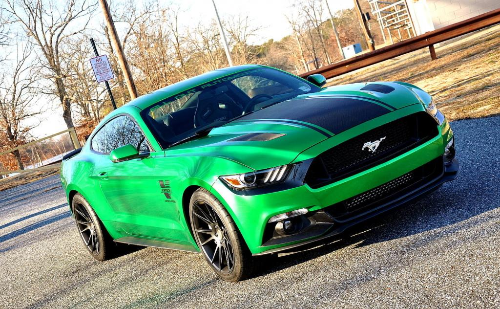 Supercharged Mustang Puts Down 646 RWHP - autoevolution