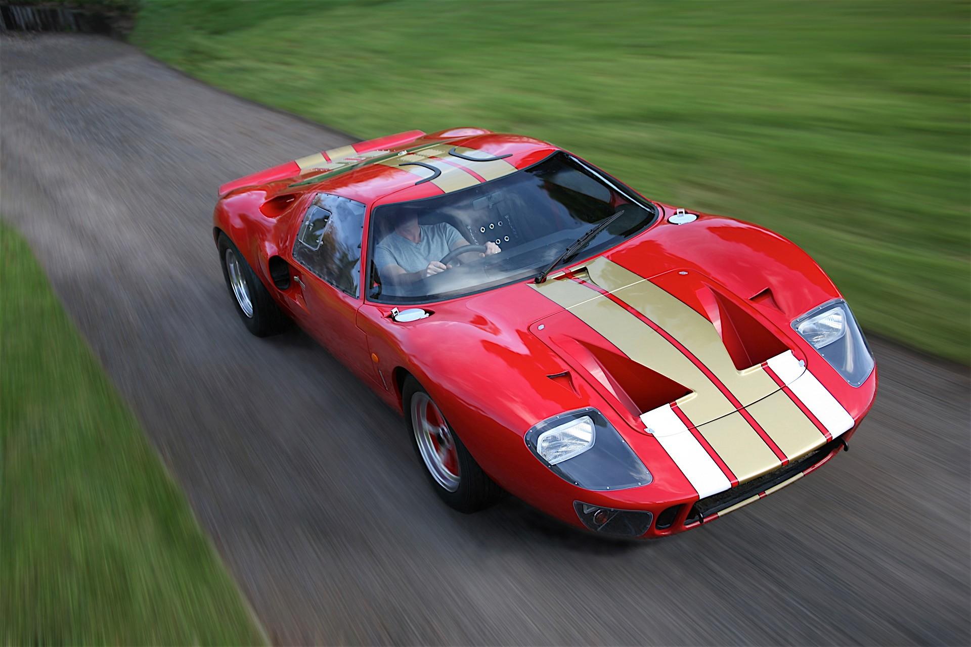 Superformance MKI GT40 Evocation