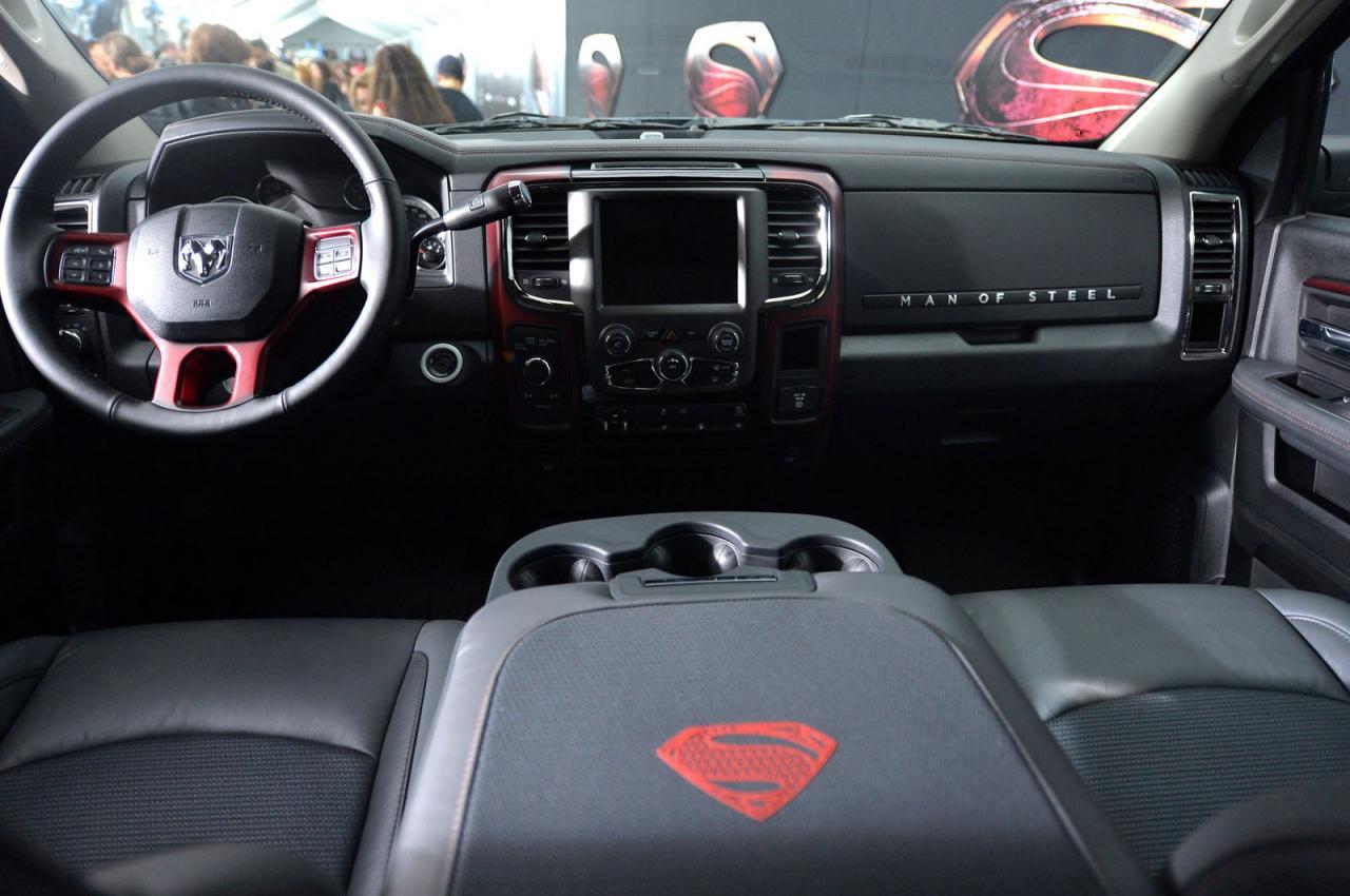 Superman S Ram Power Wagon Hits The Auction Block Video