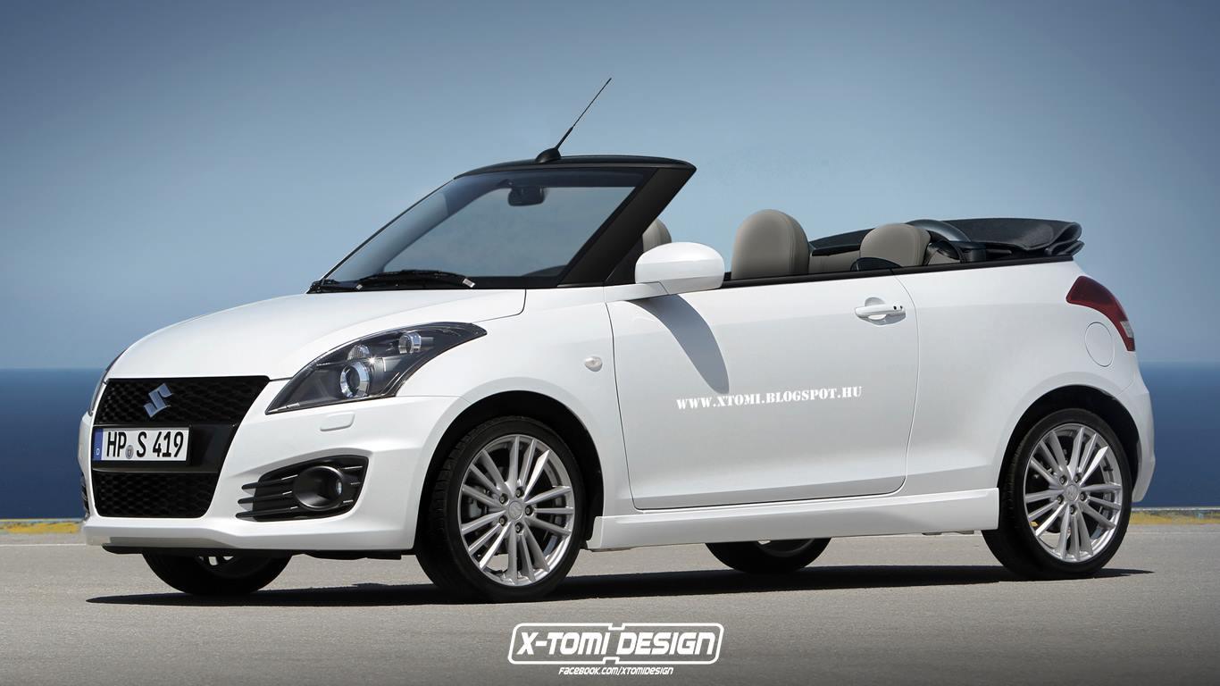 Supermini Cabrio Rendering Collection Corsa Fiesta Polo And More Autoevolution