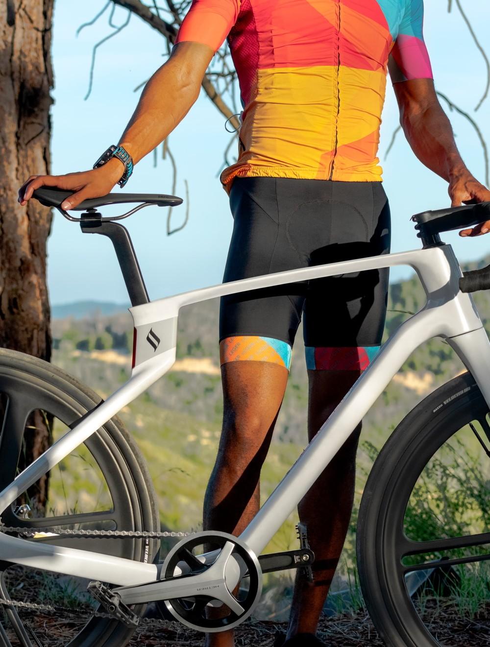 Choka Is the Worlds First Pressurized Bike Frame, So You