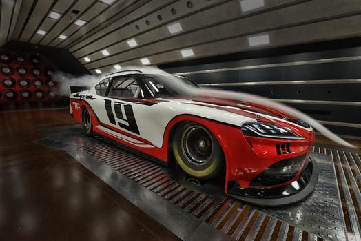 2019 Toyota Supra Goes Racing In NASCAR Xfinity Series ...