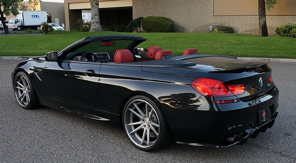 bmw m6 convertible 2014 black supreme power 39 s m6 convertible is. Cars Review. Best American Auto & Cars Review