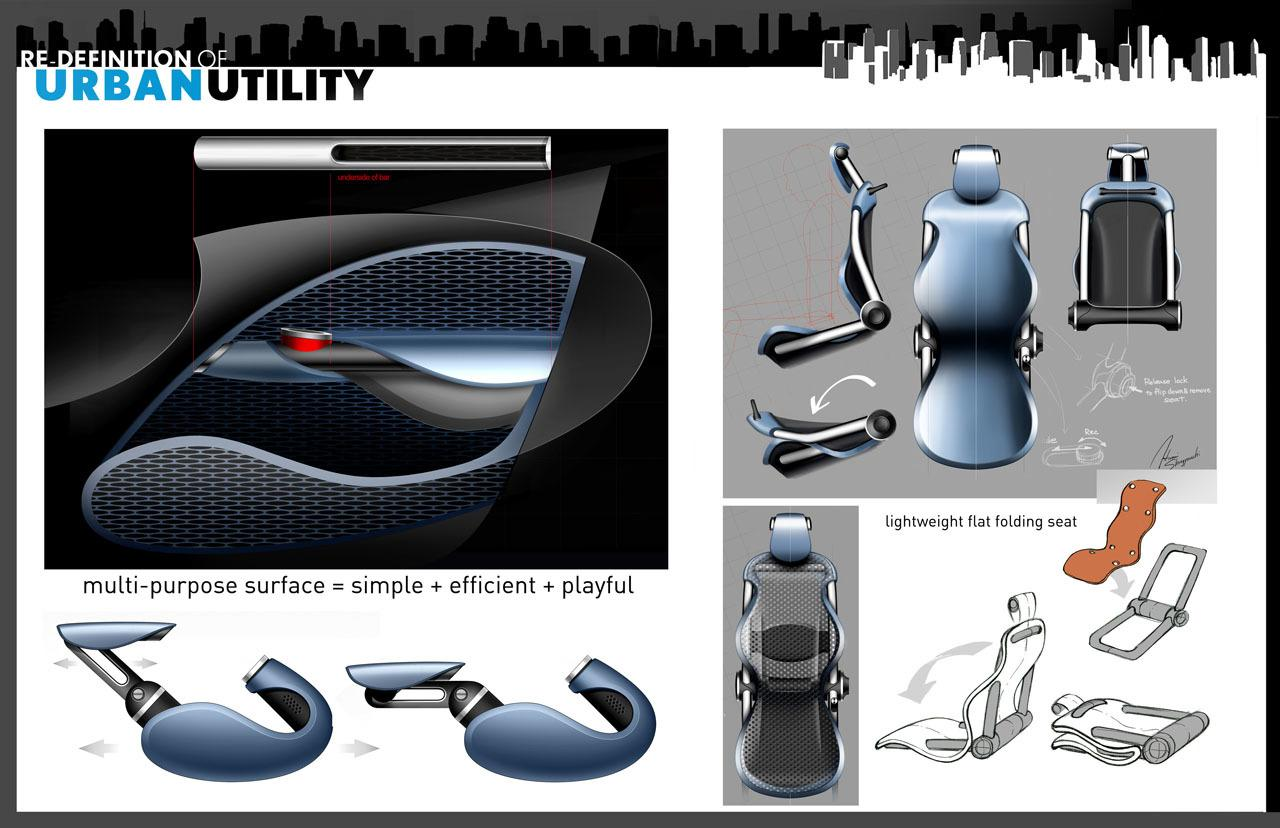 Surprise: Toyota Reveals Funky U2 Utility Concept - autoevolution