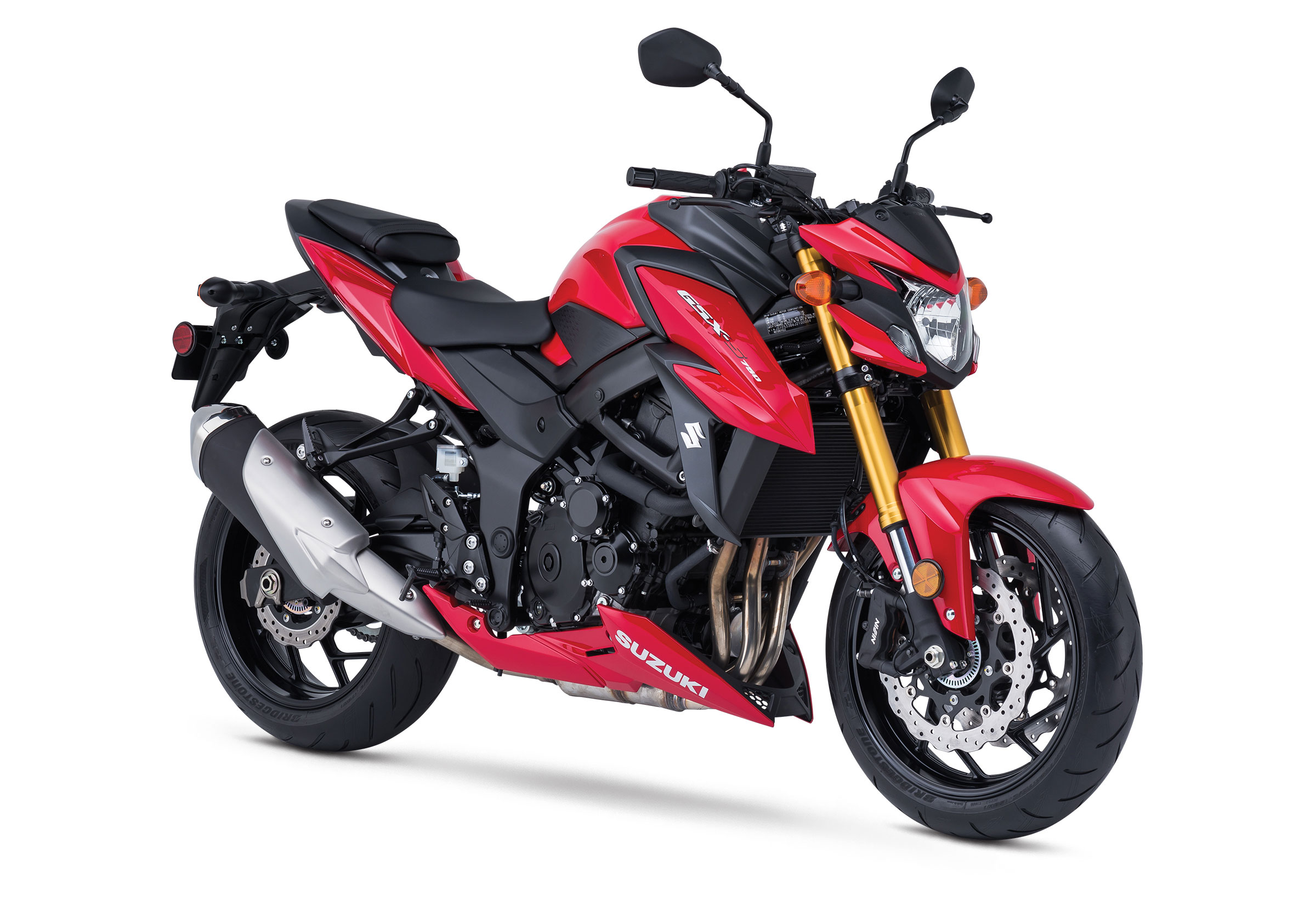 suzuki adds new gsx s750 and gsx r125 abs for 2017 autoevolution. Black Bedroom Furniture Sets. Home Design Ideas