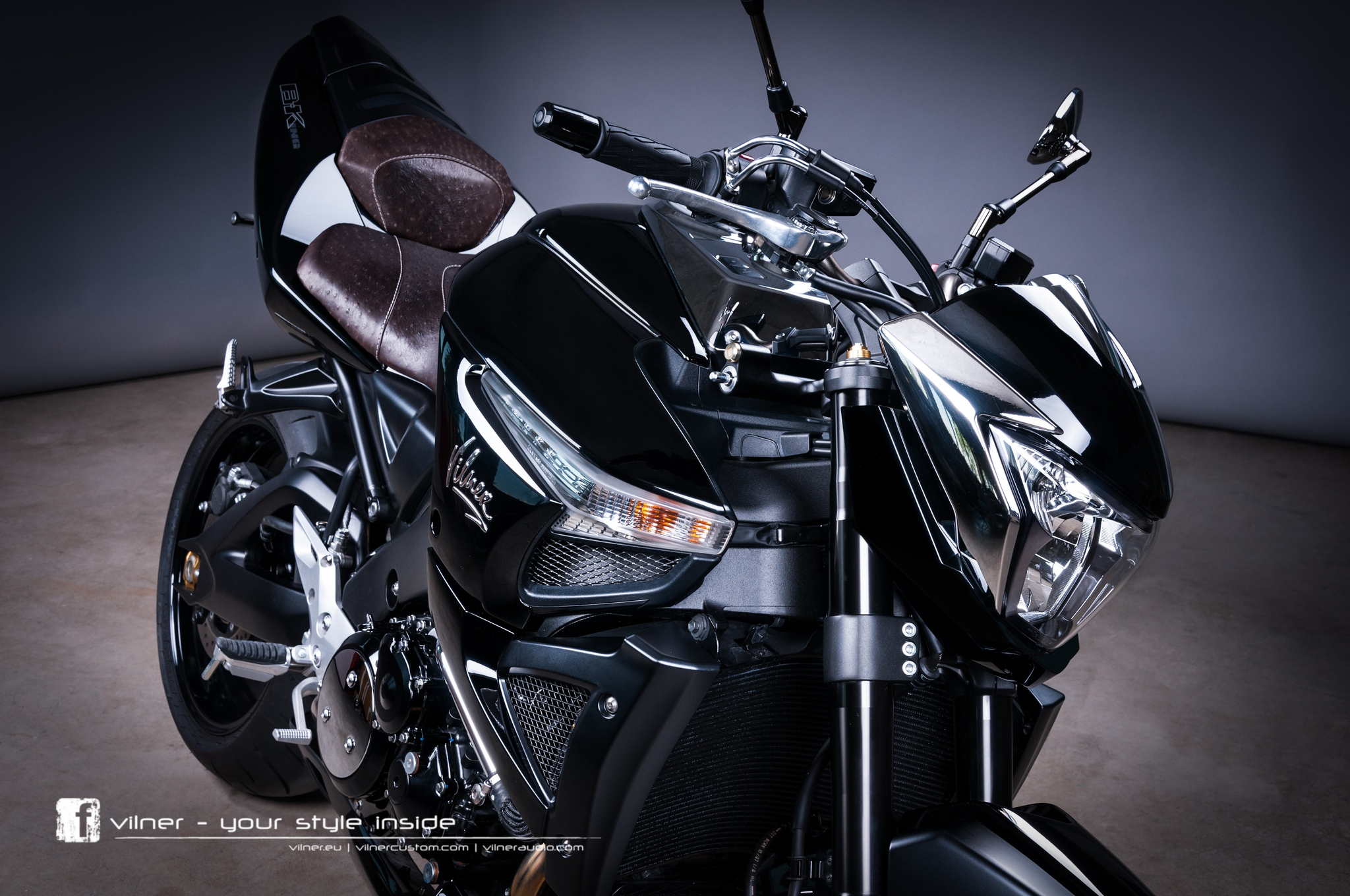 Suzuki B King By Art Studio Vilner Autoevolution