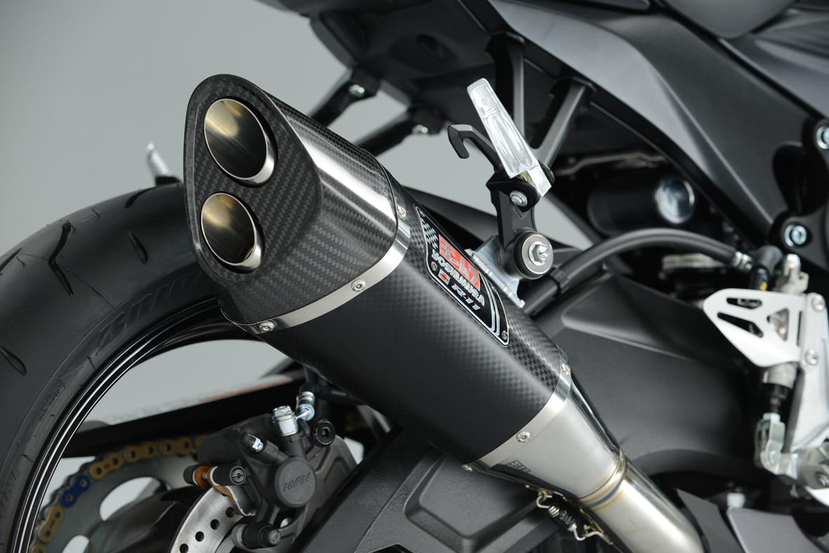 Suzuki black gsx r750 yoshimura edition limited to 25 units autoevolution