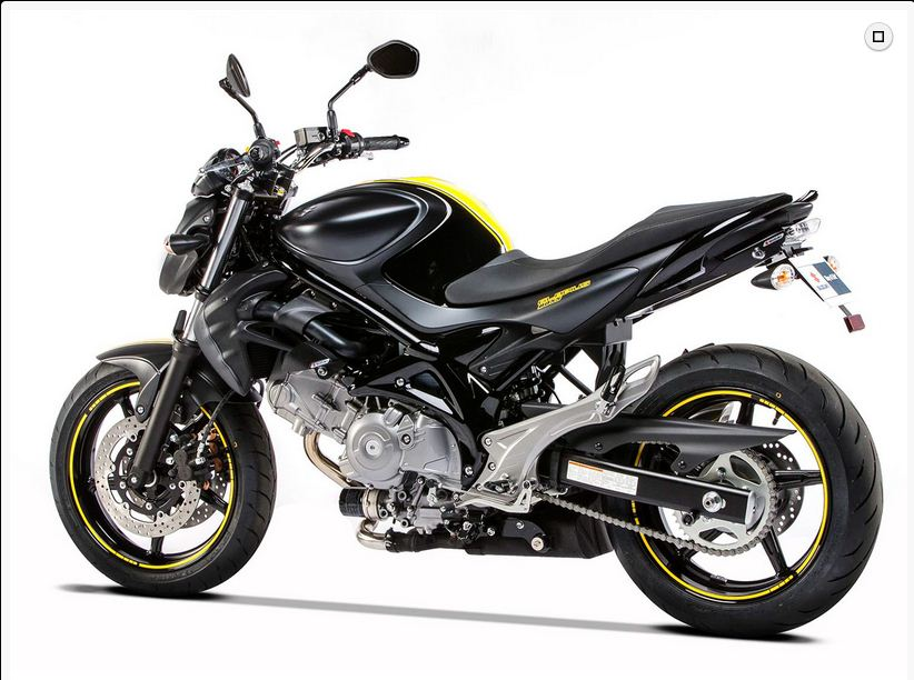 suzuki boss family grows with 2015 gsr750 and gladius autoevolution. Black Bedroom Furniture Sets. Home Design Ideas