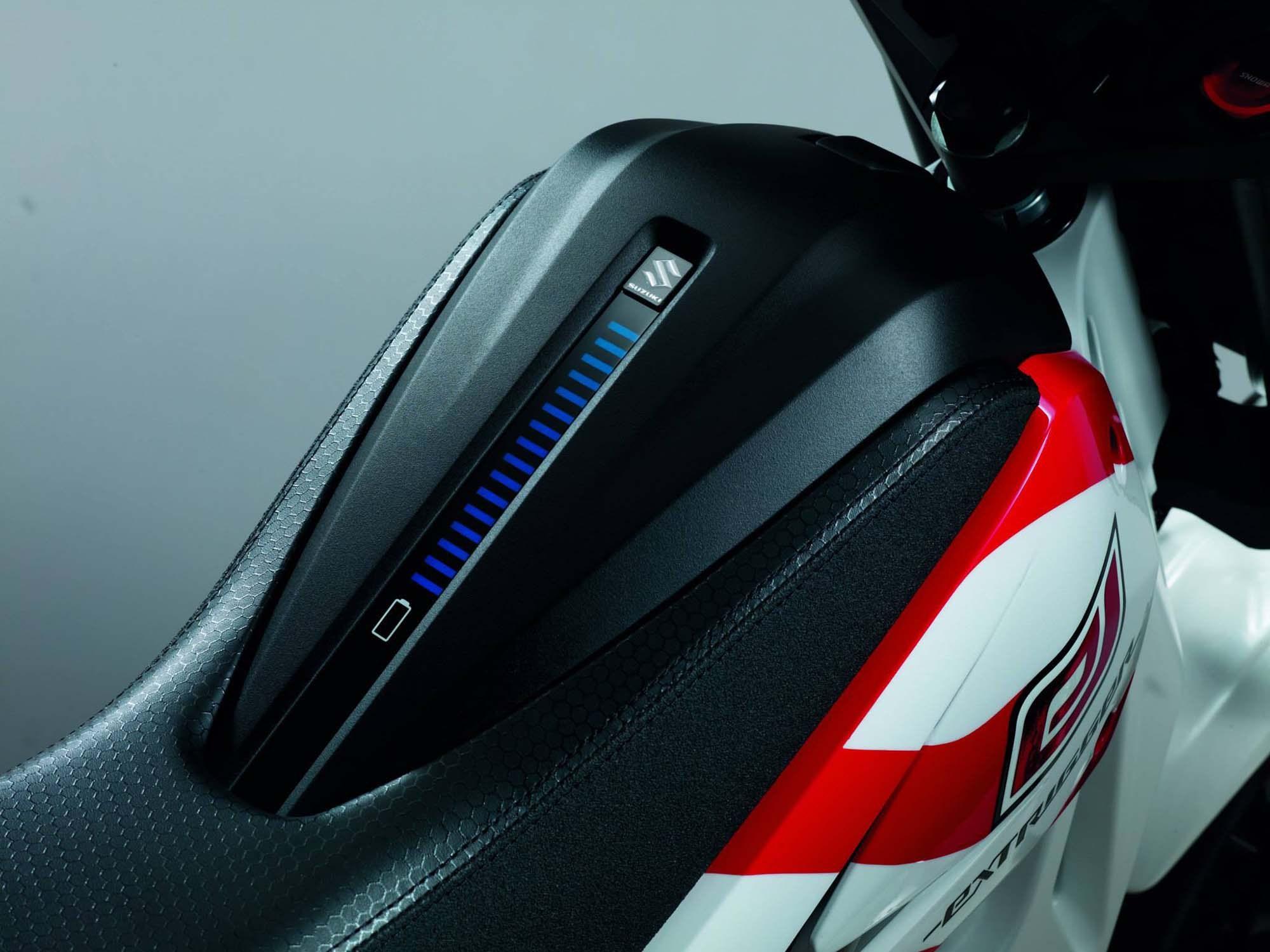 Suzuki Extrigger Specs