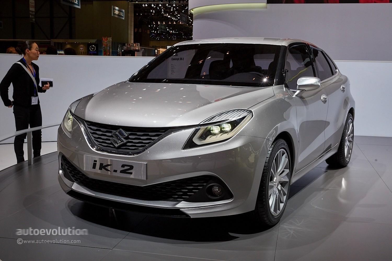 Suzuki Ik 2 Hatch Concept Breaks Free In Geneva