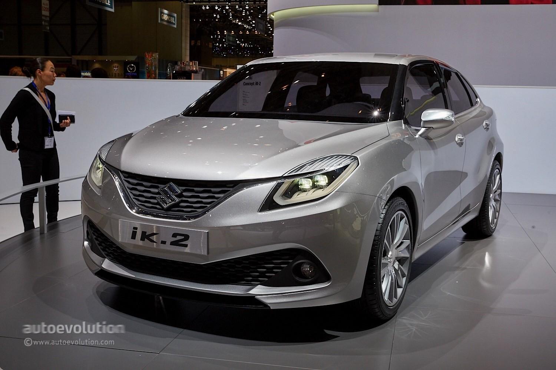 Suzuki Ik 2 Hatch Concept Breaks Free In Geneva