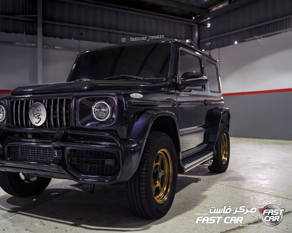 Dear Mercedes: Never Build a G-Jimny! - autoevolution