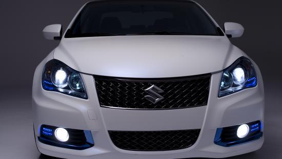 Suzuki Kizashi Ecocharge Concept Unveiled At Nyias Autoevolution