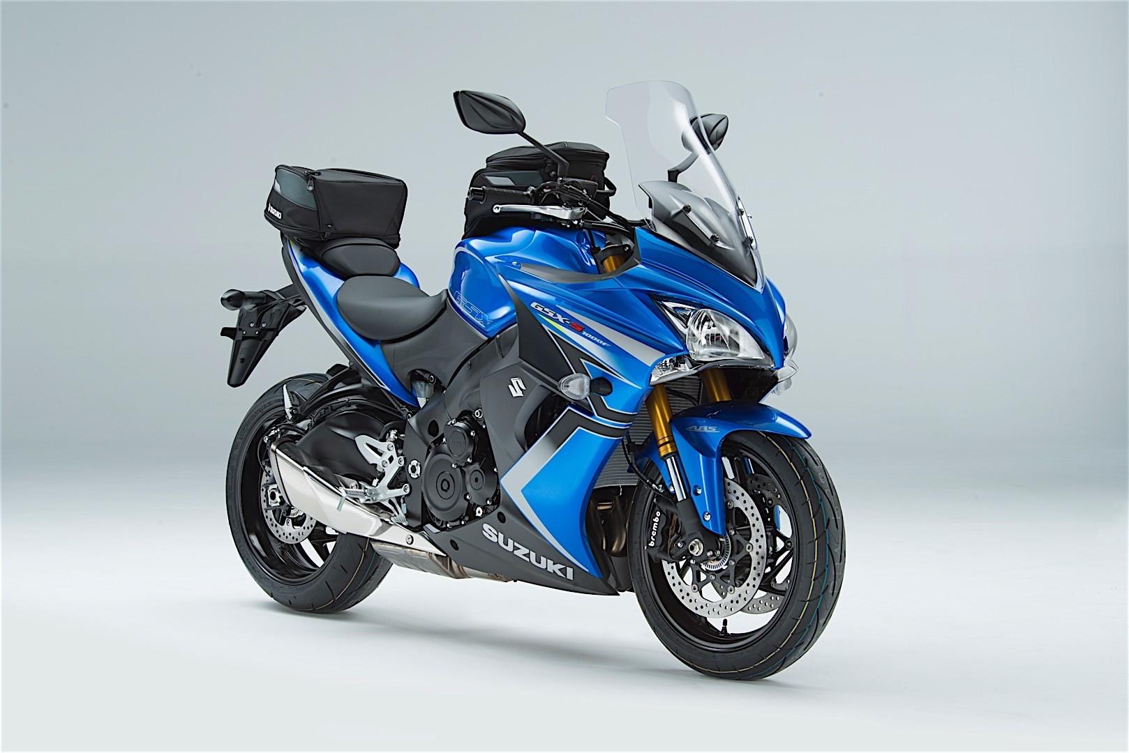 Motorcycle Huggers Suzuki