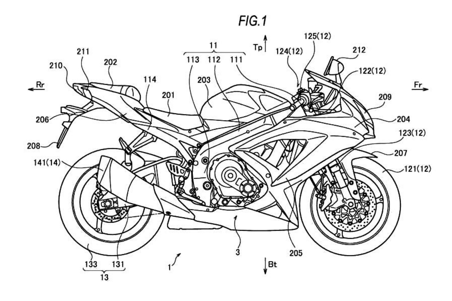 suzuki rumored to add turbocharging to its gsx