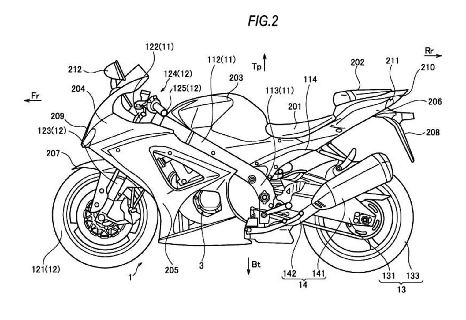 Suzuki Rumored To Add Turbocharging To Its Gsx R Family