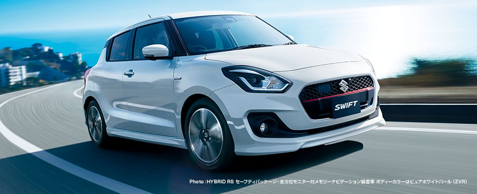 2018 suzuki swift sport is on the table expect a 1 4