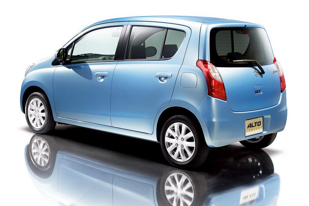Suzuki Tokyo Lineup Includes Alto Concept - autoevolution