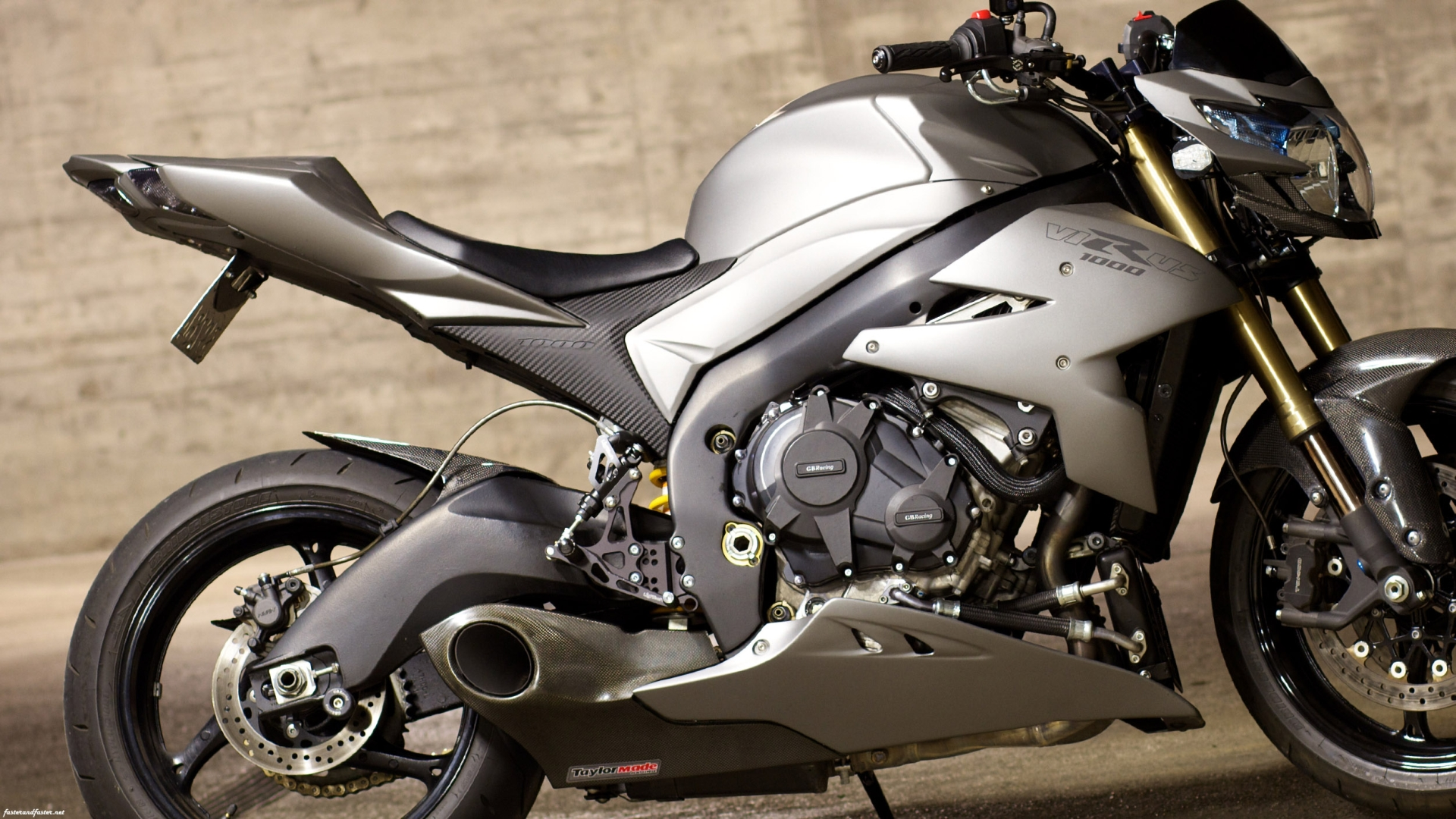 Suzuki Virus 1000 Puts Stock Gsx Rs To Utter Shame