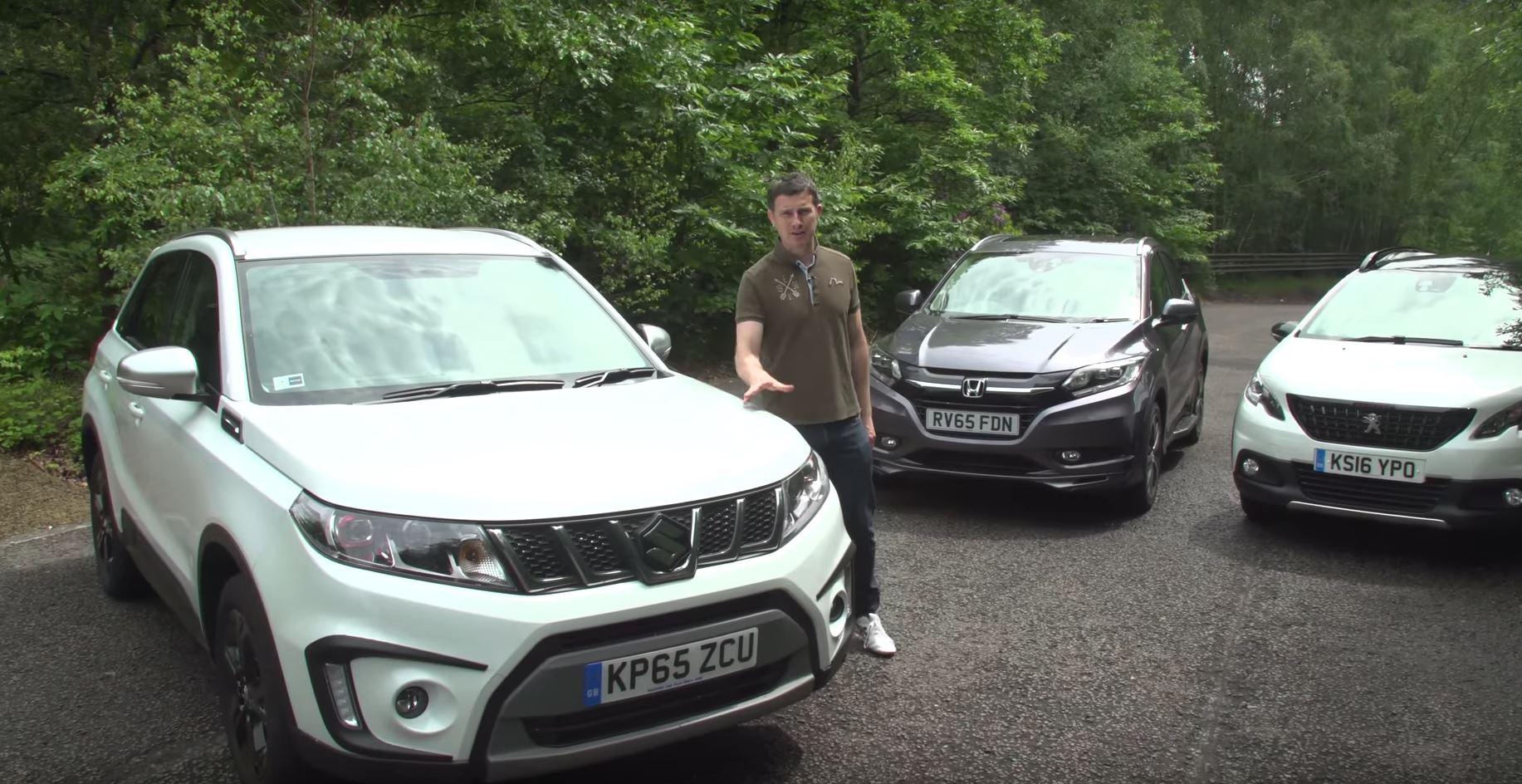 New suzuki vitara uk prices and specs revealed autoevolution