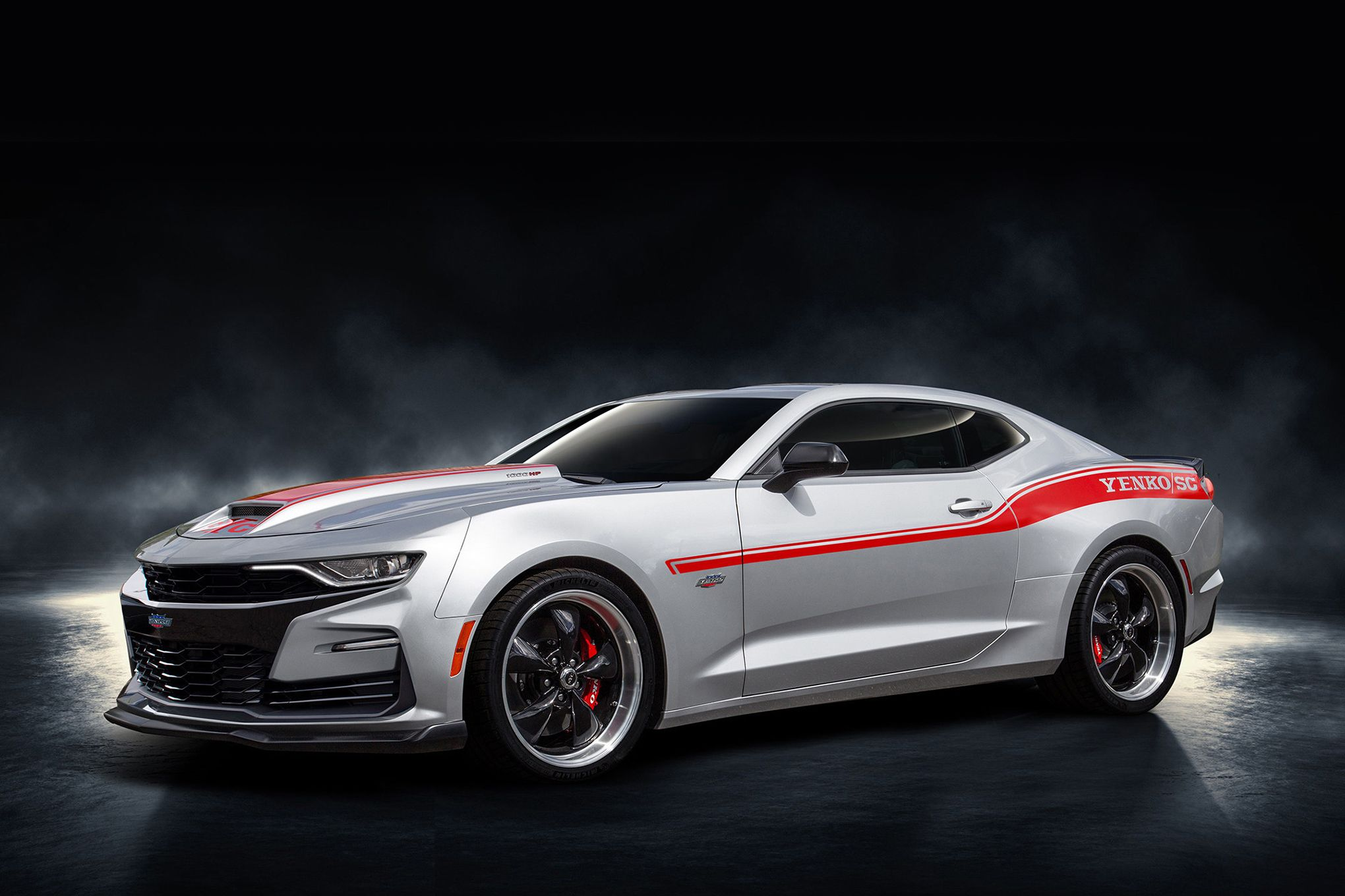 2019 Yenko Stage Ii Camaro Is Out For Dodge Demon Blood