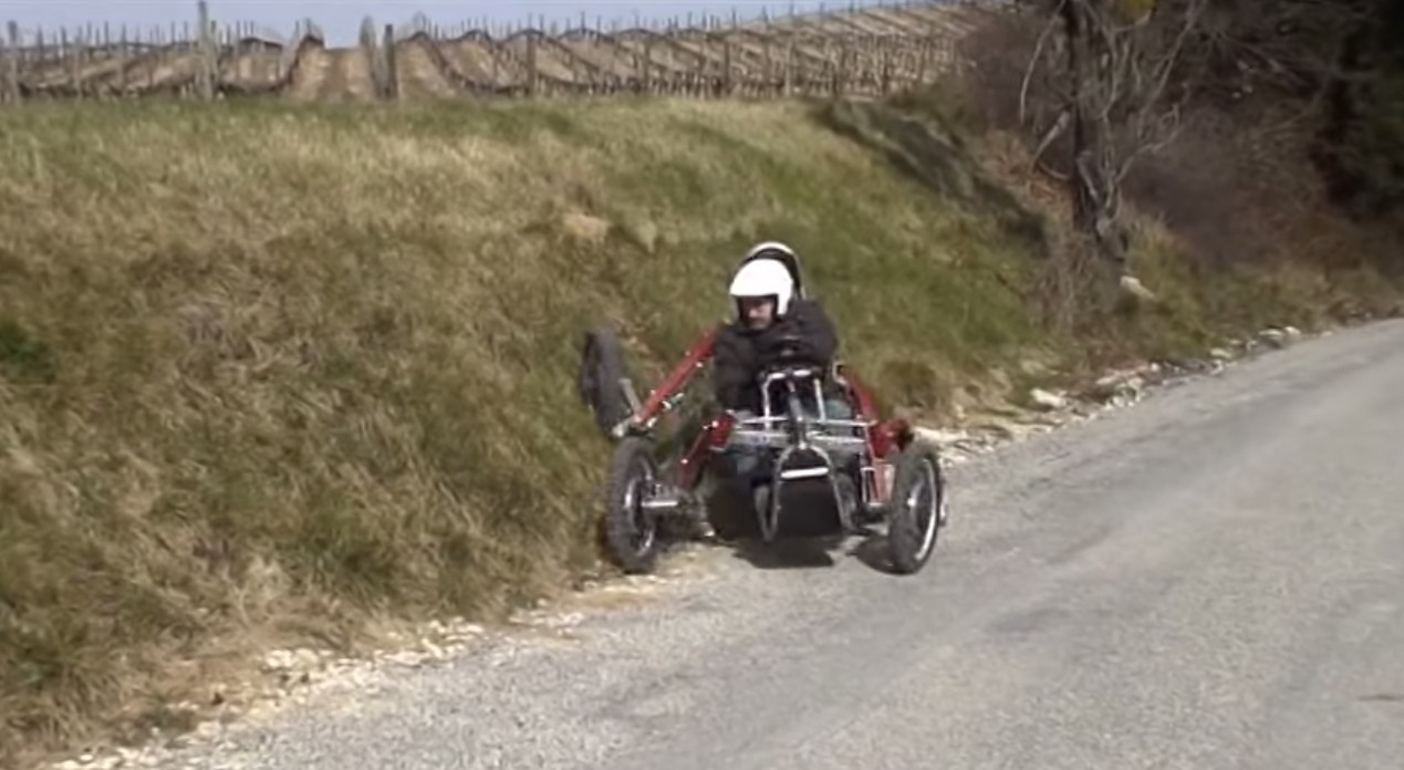 Swincar Is The Ultimate Off Road Four Wheeler Autoevolution