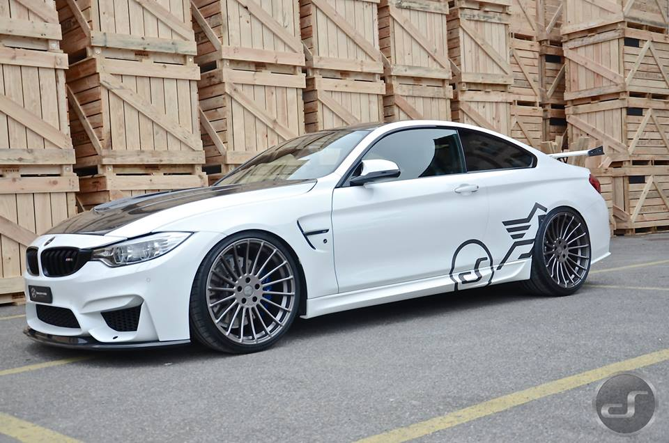 swiss tuner ds automobile introduces a 530 ps bmw m4 autoevolution. Black Bedroom Furniture Sets. Home Design Ideas