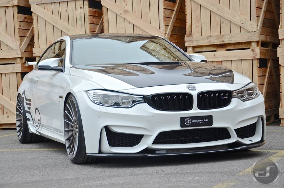 Pp Performance Throws Its Hat In The M4 Tuning Ring 588 Hp And 740