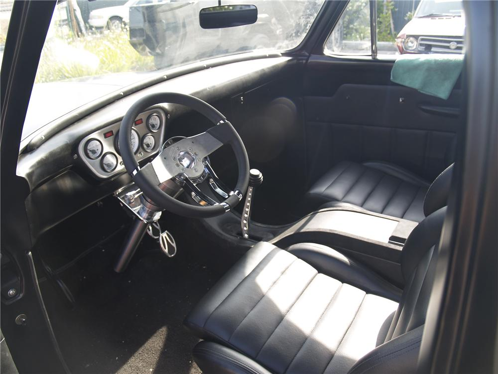 """Sylvester Stallone's """"Expendables"""" Truck Sells for ... Mustang 2015 Interior"""