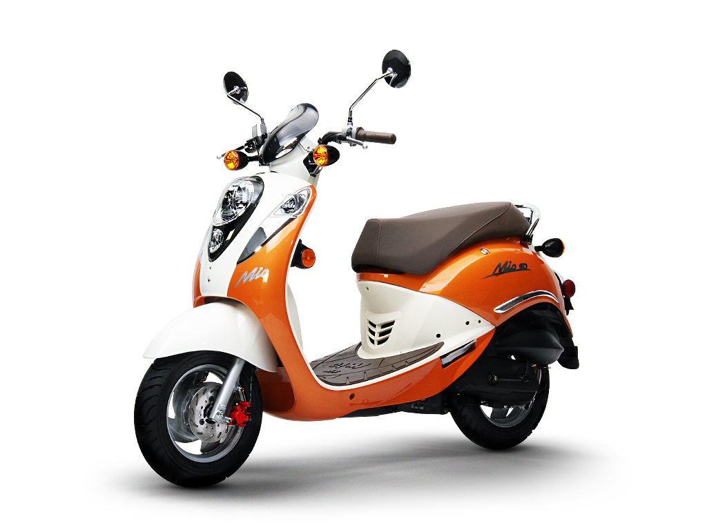 Sym Brings Mio 50 And Citycom 300i Scooters To Canada