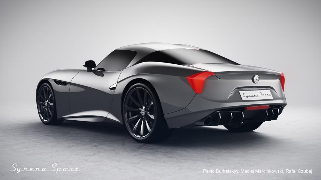 Syrena Sport Reincarnates as a Modified Nissan 370Z ...