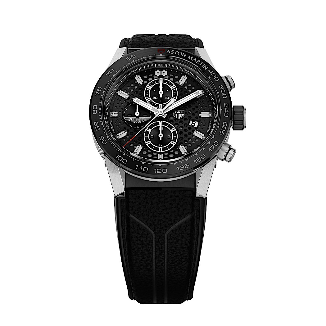 TAG Heuer Aston Martin Carrera Watch Goes On Sale For