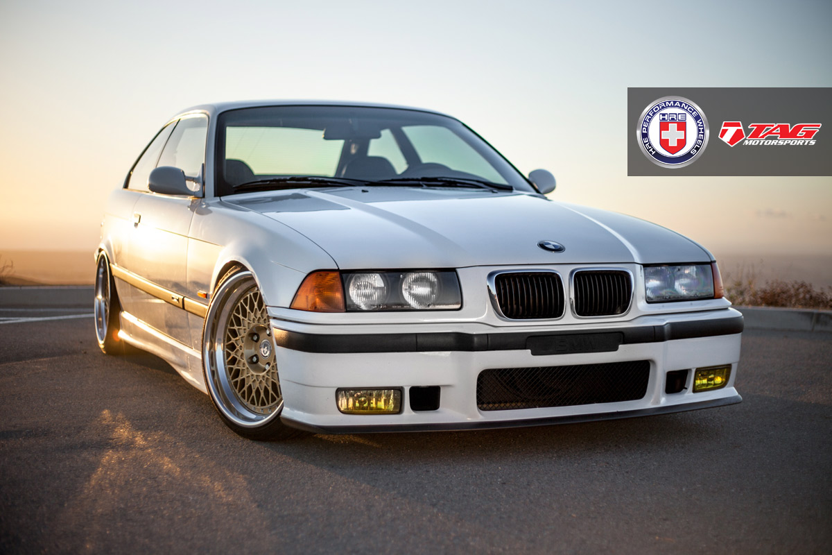 tag motorsport brings bmw e36 m3 back to life autoevolution. Black Bedroom Furniture Sets. Home Design Ideas