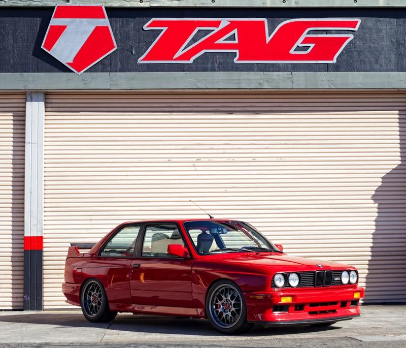 Bmw E30 M3: TAG Motorsports Presents: BMW E30 M3