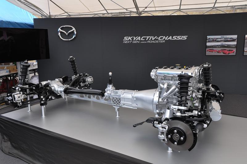 Mazda Miata Parts >> Take a Closer Look at the Next-Generation Mazda MX-5 ...