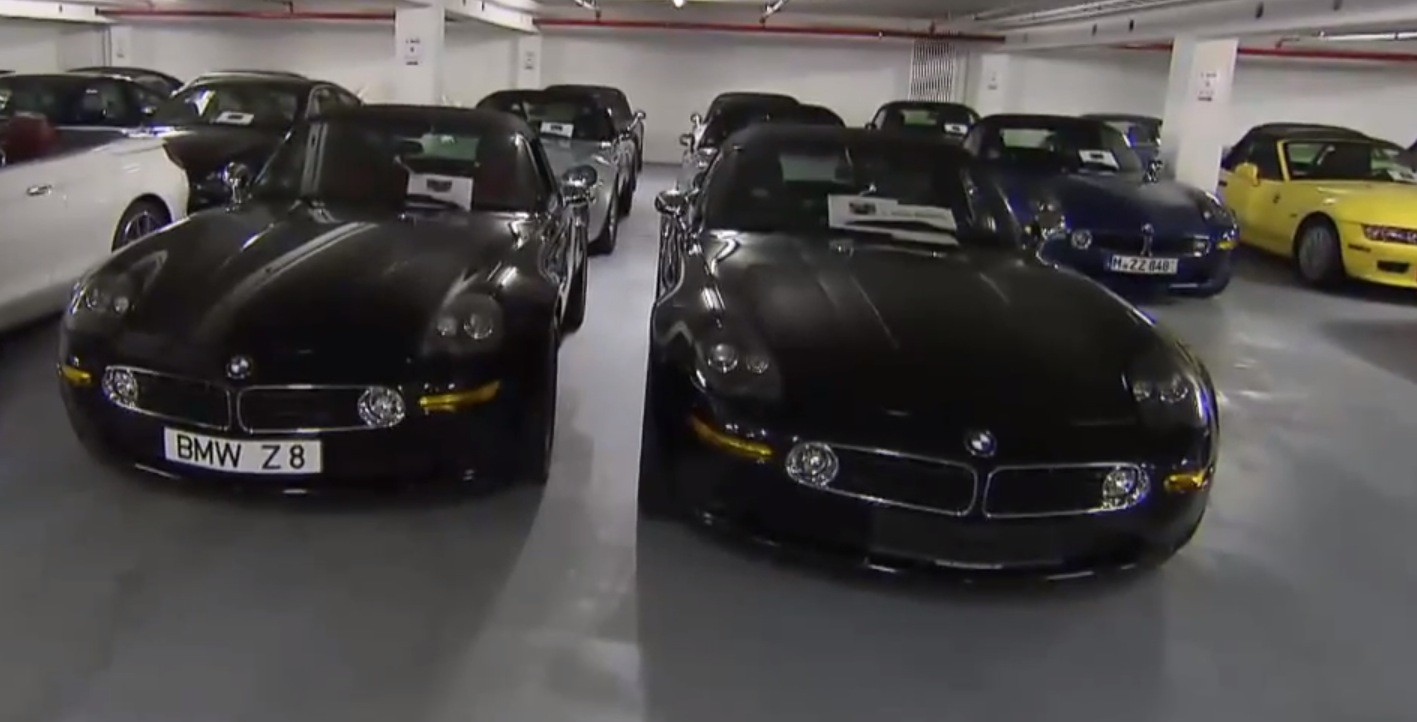 Take A Walk Amongst The Rarest Bmws Ever Made Including A V16 7 Series And V12 Z3 Autoevolution