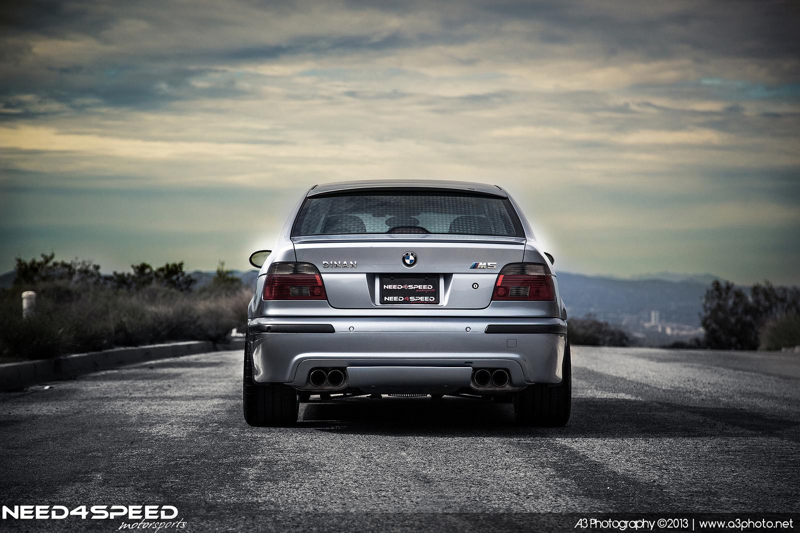 ... BMW E39 M5 ...